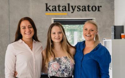 Katalysator: Talenter hjælper med at udvikle nyt inbound-produkt