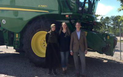 Fire talenter hjælper med at rekruttere medarbejdere til landbruget