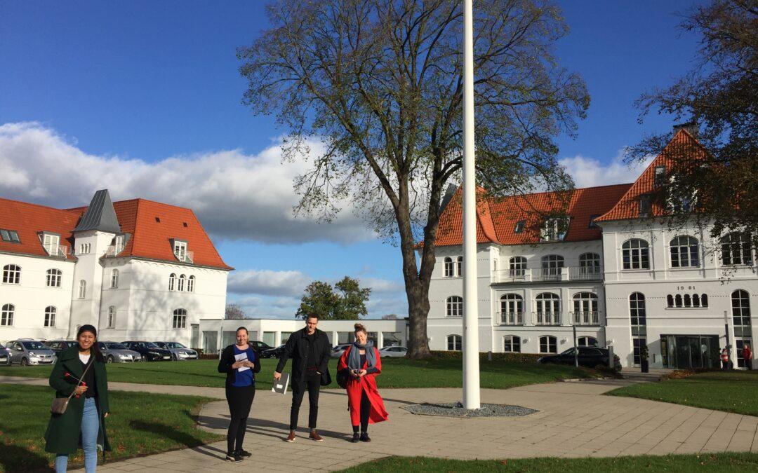 """""""De Fantastiske Fem"""" konceptudvikler til ny Comwell-bygning i Aarhus"""
