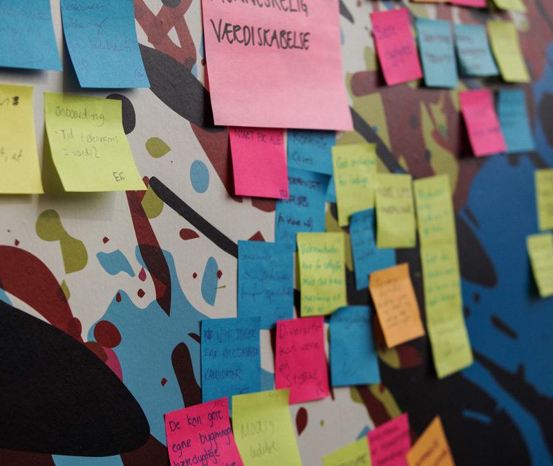 Fem talenter giver Systime et kreativt pust