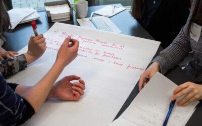 Talenter skaber udgangspunkt for bæredygtig udvikling og produktion