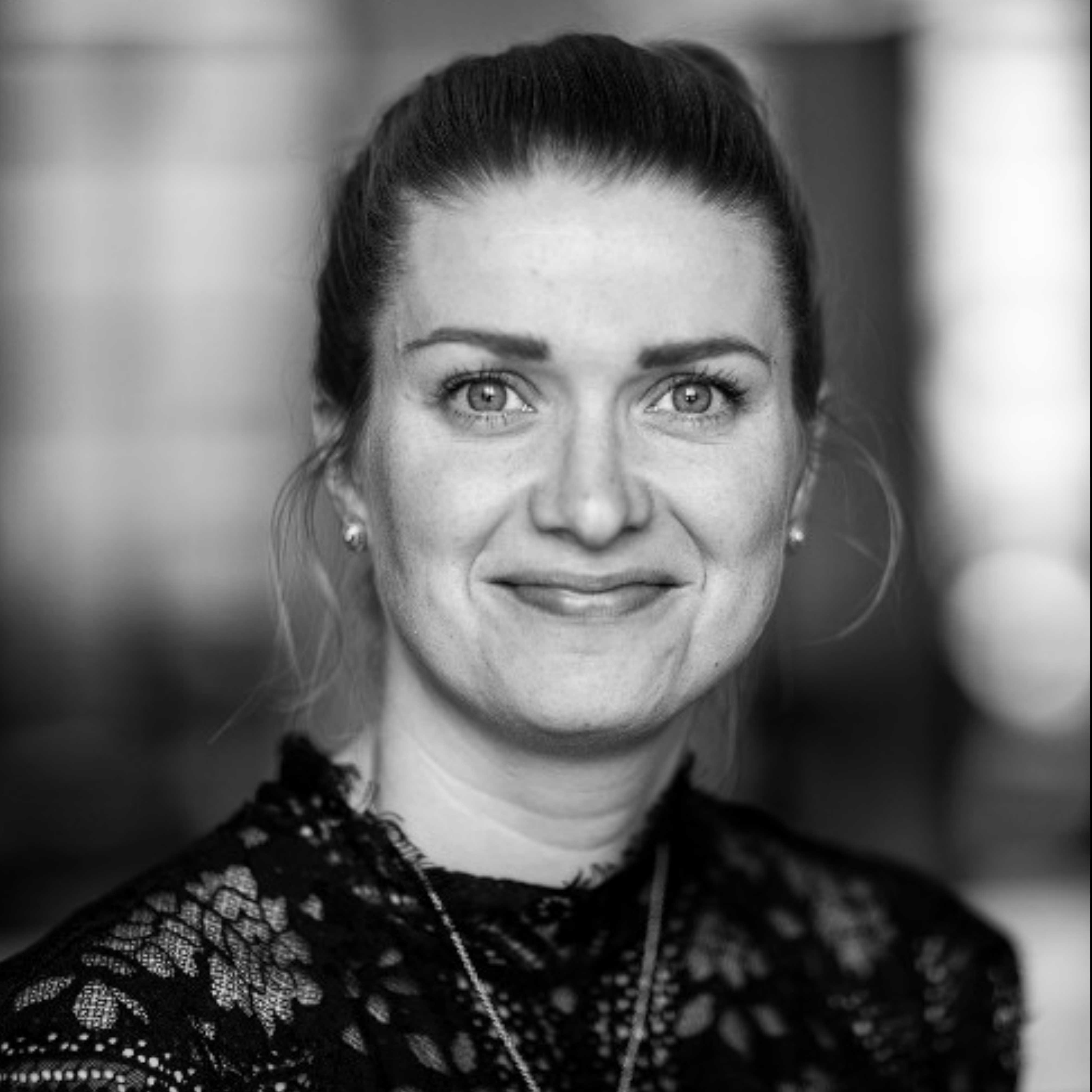 Anne Lene Parst Wacher (på barsel)