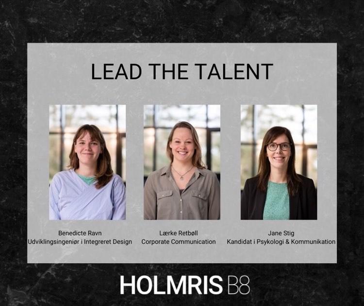 Talenter sætter skub i den bæredygtige udvikling