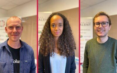 Sådan brugte tre talenter LEAD THE TALENT som springbræt til at komme i job