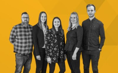 Salgspræsentationer, produktvideo, logo og brochurer er kun et udvalg af alt det, talenterne har nået hos Spin Robotics