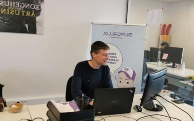 Talent-team bidrager både til opbyggelse og vedligeholdelse af Media Group Denmarks platforme