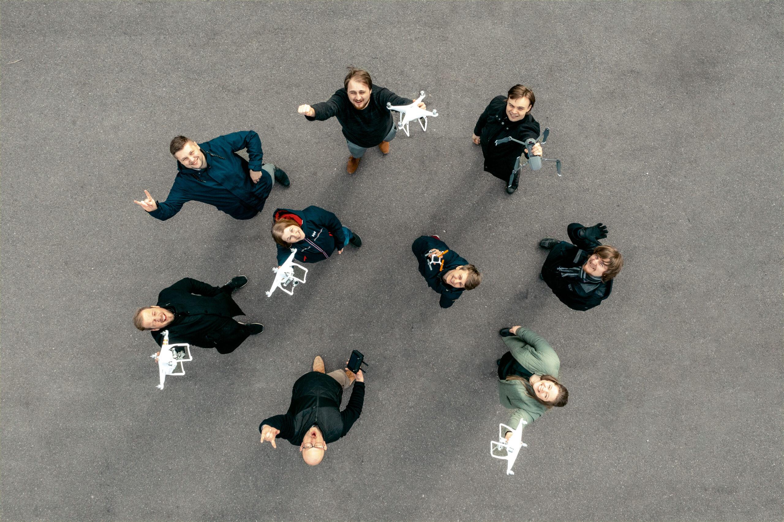 Tværfagligt team gør virksomheden Plan2Fly klar til take off