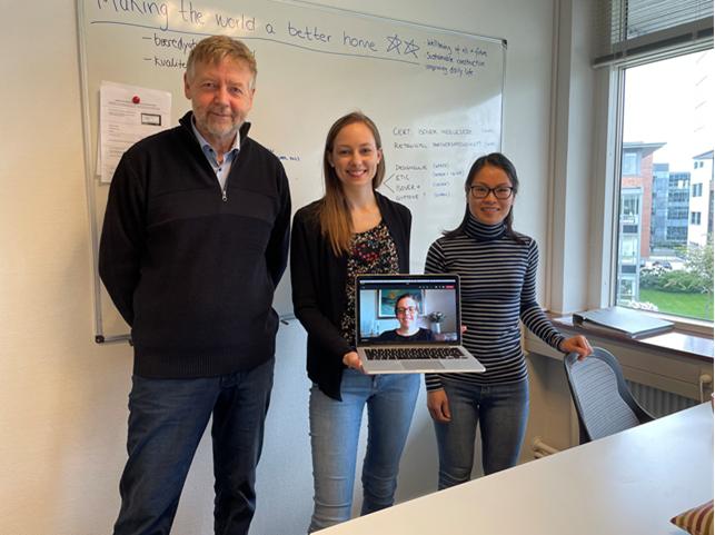 Talenter gennemfører markedsundersøgelse og bidrager med anbefalinger til Saint-Gobain Denmark's målsætninger