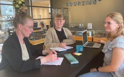 Talenter udarbejder CSR-strategi og tilhørende rapport for virksomheden Sourzing
