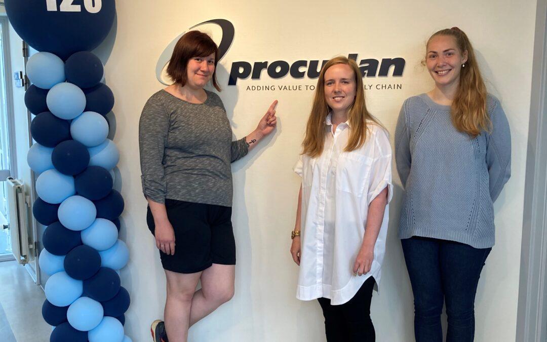 Tværfagligt talentteam kortlægger og fornyer virksomheden Procudans CSR-strategi